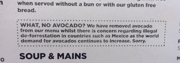 avocado-menu